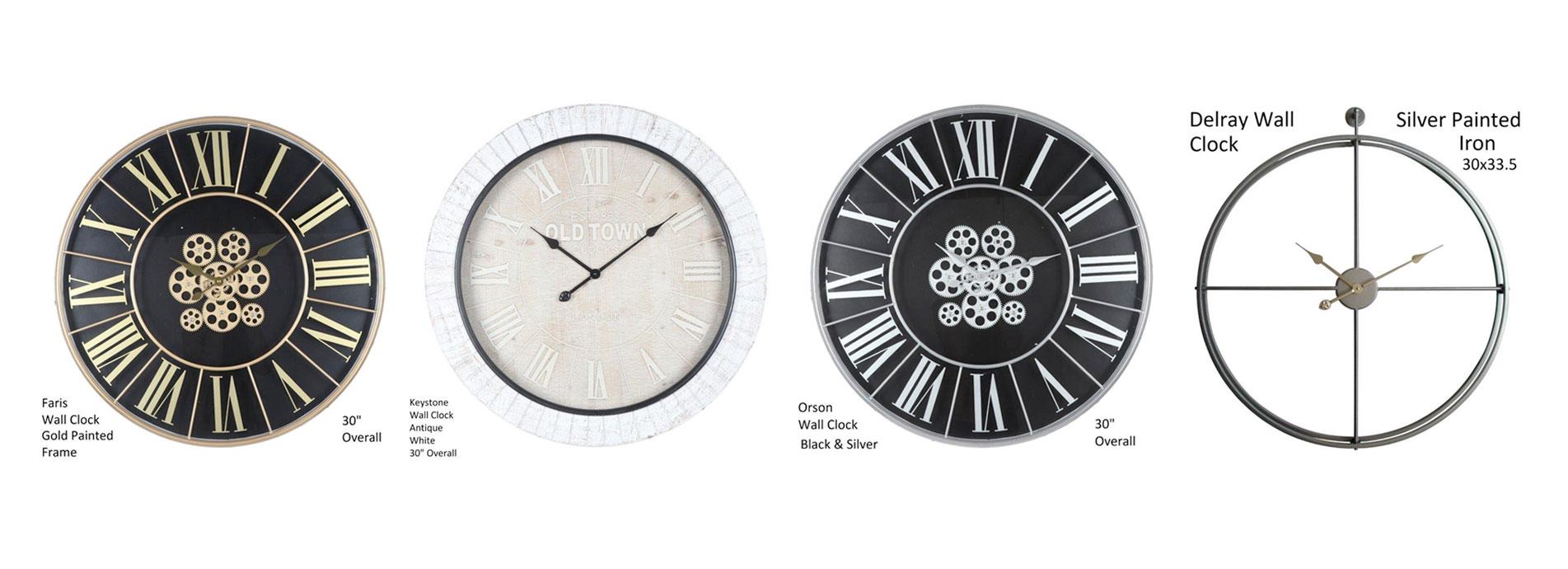 clocksH